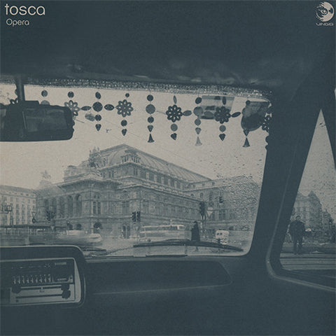 Tosca ‎– Opera : Vinyldigital.de ‎– VinDig075 : 2 × Vinyl, LP, Album, Limited Edition, Reissue