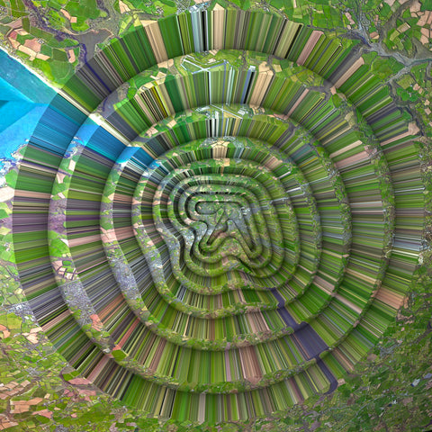 Aphex Twin - Collapse EP (Indie Only Special Edition) (Vinyl) : Warp LP-WRP-9423X *FOIL SLEEVE EDITION*