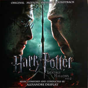 Alexandre Desplat ‎– Harry Potter And The Deathly Hallows Part 2 (Original Motion Picture Soundtrack) : Music On Vinyl ‎– MOVATM041 :2 × Vinyl, LP, Album, Limited Edition, Numbered, Grey Translucent w/ Black Marble, Blue Translucent w/ Black Marble