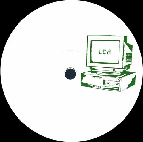 "Jozef K ‎– Lost City Archives Vol.3 : Lost City Archives ‎– LCA03 : Vinyl, 12"", 33 ⅓ RPM, Limited Edition, White Label, Stamped"