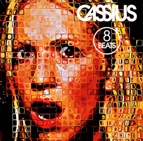 "Cassius ‎– 8 Beats : Because Music ‎– BEC5156428 : 2 × Vinyl, 12"", 33 ⅓ RPM, Compilation, Limited Edition"