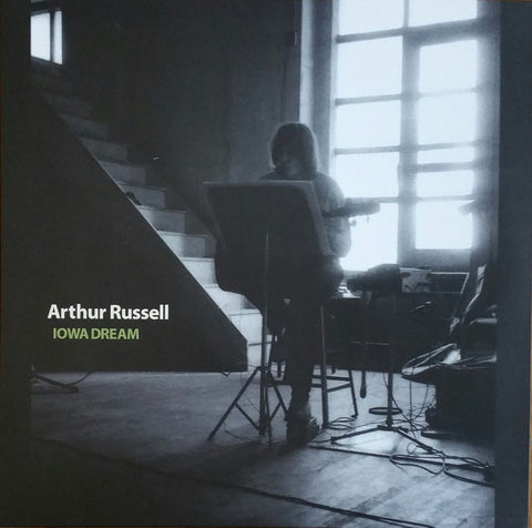 Arthur Russell ‎– Iowa Dream : Audika ‎– AU-1017-1 : 2 × Vinyl, LP, Album