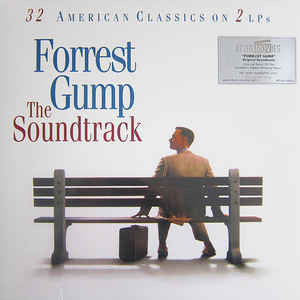 Various ‎– Forrest Gump (The Soundtrack) : Music On Vinyl ‎– MOVATM061, Epic ‎– MOVATM061, Epic Soundtrax ‎– MOVATM061 : At The Movies – : 2 × Vinyl, LP, Album, Compilation, Reissue, 180 gram