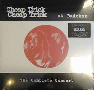 Cheap Trick ‎– At Budokan: The Complete Concert : Music On Vinyl ‎– MOVLP1676, Epic ‎– MOVLP1676, Legacy ‎– MOVLP1676 : 2 × Vinyl, LP, Album, Gatefold