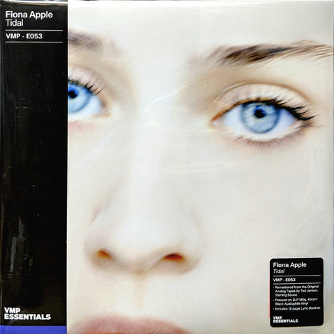 "Fiona Apple ‎– Tidal : Clean Slate ‎– 88985420001, Epic ‎– 88985420001, Sony Music Commercial Music Group ‎– 88985420001 Series: Vinyl Me, Please. Essentials – E053 : 2 × Vinyl, 12"", 45 RPM, Album, Club Edition, Reissue, Remastered, Repress, 180g"