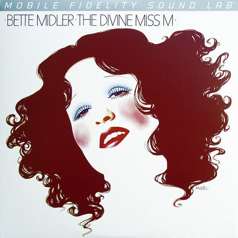 Bette Midler ‎– The Divine Miss M : Mobile Fidelity Sound Lab ‎– MOFI 1-011 Series: Silver Label Vinyl Series – : Vinyl, LP, Album