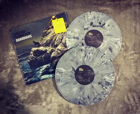 August Burns Red ‎– Guardians : Fearless Records ‎– FEAR01167 : 2 × Vinyl, LP, Album, Grey Pearl, Half Speed Mastered
