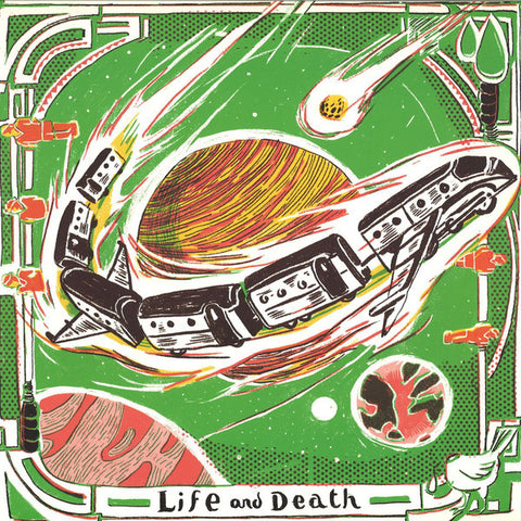 Marvin & Guy ‎– Superior Conjunction EP : Life And Death ‎– LAD 034 : Vinyl, 12""