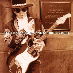 Stevie Ray Vaughan And Double Trouble* ‎– Live At Carnegie Hall : Music On Vinyl ‎– MOVLP1316, Epic ‎– MOVLP1316 : 2 × Vinyl, LP, Album, Reissue