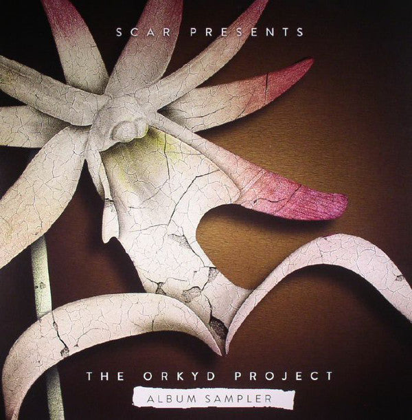 "SCAR (8) ‎– The Orkyd Project: Album Sampler : Metalheadz ‎– METALP 009S : Vinyl, 12"", Sampler"