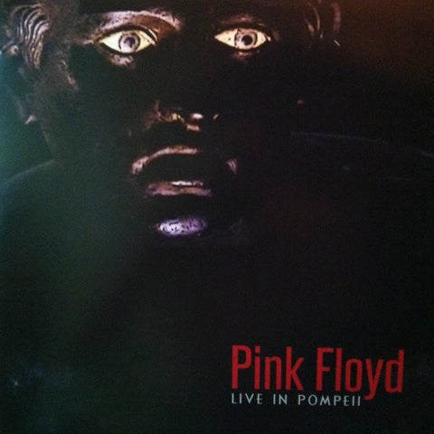 Pink Floyd ‎– Live In Pompeii : Pompeii Records (3) ‎– CM-47095 : 2 × Vinyl, LP, Unofficial Release, Grey/Blue Marbled