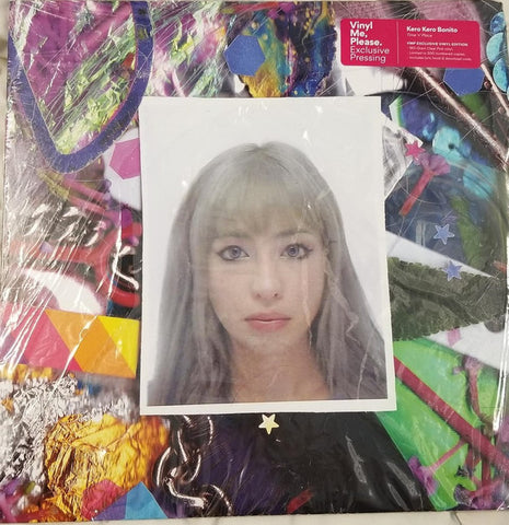 Kero Kero Bonito ‎– Time 'n' Place : Polyvinyl Record Company ‎– PRC-377 Series: Vinyl Me, Please. Exclusive Pressing – : Vinyl, LP, Album, Club Edition, Limited Edition, Numbered, Pink Translucent, 180g