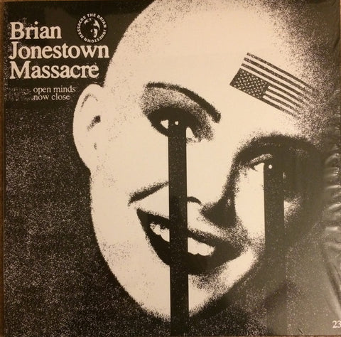 "The Brian Jonestown Massacre ‎– Open Minds Now Close : A Records ‎– AUK038-12 : Vinyl, 12"", 33 ⅓ RPM, 45 RPM, EP, White"