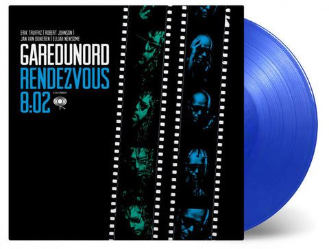 Gare Du Nord ‎– Rendezvous 8:02 : Music On Vinyl ‎– MOVLP2186 : Vinyl, LP, Album, Limited Edition, Numbered, Reissue, Blue, 180 gram