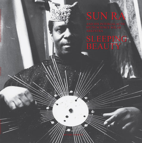 Sun Ra And His Intergalactic Myth Science Solar Arkestra* ‎– Sleeping Beauty : Art Yard ‎– ART YARD 333 COSMO DREAM : Vinyl, LP, Album, Reissue