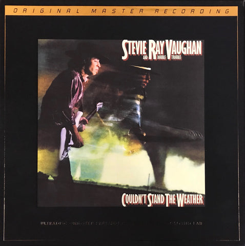 "Stevie Ray Vaughan And Double Trouble* ‎– Couldn't Stand The Weather : Mobile Fidelity Sound Lab ‎– UD1S 2-007, Epic Records ‎– 88985431251 : 2 × Vinyl, 12"", 45 RPM, Album, Deluxe Edition, Limited Edition, Numbered, Reissue, Remastered, 180g, SuperVinyl"