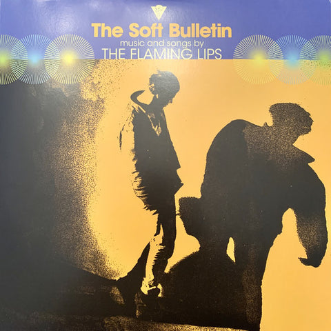 The Flaming Lips ‎– The Soft Bulletin : Warner Records ‎– 093624899402 Series: Vinyl Me, Please. Essentials – E082 : 2 × Vinyl, LP, Album, Club Edition, Reissue, Remastered, Yellow Mustard