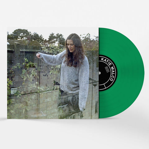 Katie Malco ‎– Failures : 6131 Records ‎– 6131626 : Vinyl, LP, Limited Edition, Clear green vinyl
