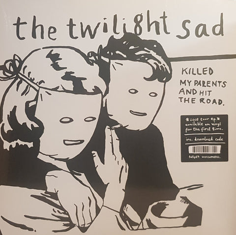 The Twilight Sad ‎– Killed My Parents And Hit The Road : FatCat Records ‎– FATLP87 : Vinyl, LP, Compilation