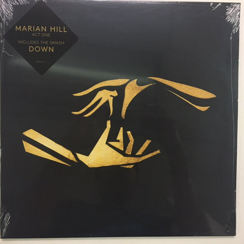 Marian Hill ‎– Act One (Expanded) : Republic Records ‎– B0026417-01 : 2 × Vinyl, LP, Album