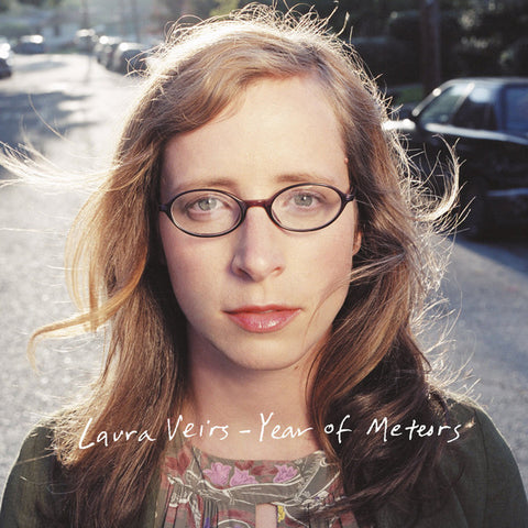 Laura Veirs ‎– Year Of Meteors : Raven Marching Band Records ‎– RMP 014 : Vinyl, LP, Album, Limited Edition, Reissue, Blue
