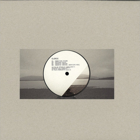 "Cleric (2) ‎– Rules Of Reality EP : Clergy ‎– CRG007 : Vinyl, 12"", EP"