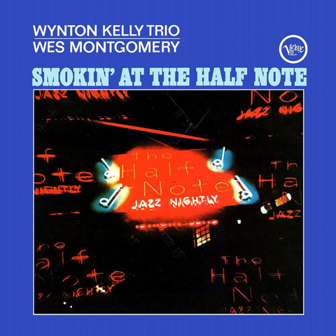 Wynton Kelly Trio / Wes Montgomery ‎– Smokin' At The Half Note : Analogue Productions ‎– AP-8633, Verve Records ‎– V6-8633, Series: Verve Reissues – : 2 × Vinyl, LP, 45 RPM, Album, Limited Edition, Remastered, 200g