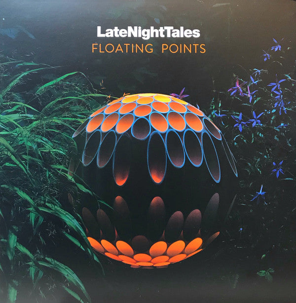 Floating Points ‎– LateNightTales : LateNightTales ‎– ALNLP52 Series: LateNightTales – : 2 × Vinyl, LP, Compilation, Club Edition, Limited Edition, Numbered, Yellow & Orange Splatter