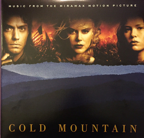 Various ‎– Cold Mountain (Music From The Miramax Motion Picture) : ORG Music ‎– ORGM2040, Columbia ‎– none, Sony Music ‎– none, Sony Music Soundtrax ‎– none : 2 × Vinyl, LP, Limited Edition, 180 Gram