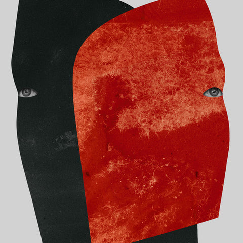 Rival Consoles ‎– Persona : Erased Tapes Records ‎– ERATP109LP : 2 × Vinyl, LP, Album, Limited Edition, Clear