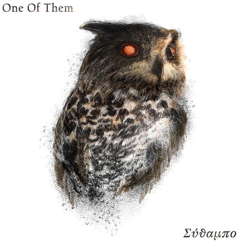 "One Of Them (2) ‎– Sithabo : Artificial Owl Recordings ‎– AOR 01 : 300 × Vinyl, 12"", 33 ⅓ RPM, Album, Limited Edition"
