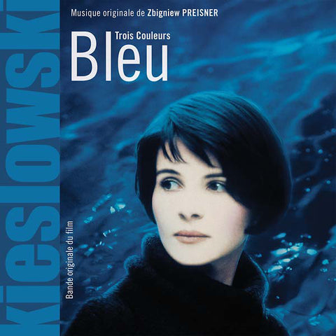 Zbigniew Preisner ‎– Trois Couleurs: Bleu (Bande Originale Du Film) : Because Music ‎– BEC5156048 : Vinyl, LP, Reissue  CD, Album, Reissue