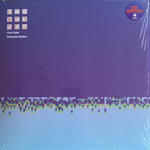 Com Truise ‎– Persuasion System : Ghostly International ‎– GI-337 : Vinyl, LP, Album