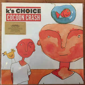K's Choice ‎– Cocoon Crash : Music On Vinyl ‎– MOVLP1544 : Vinyl, LP, Album, Limited Edition, Numbered, Red Translucent, 180 gram