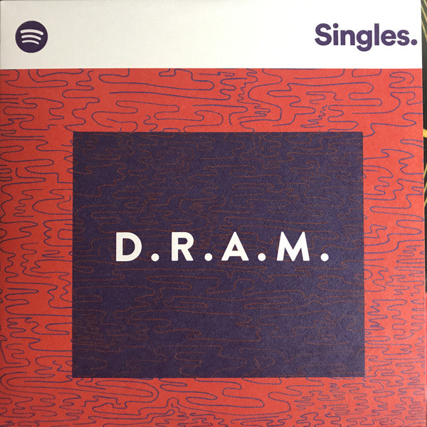 "D.R.A.M. ‎– Spotify Singles Vol. 004 : Spotify ‎– Vol. 004, Vinyl Me, Please ‎– Vol. 004, Atlantic ‎– SS007, Empire ‎– SS007 Series: Spotify Singles – Vol. 004 : Vinyl, 7"", Single, Numbered"