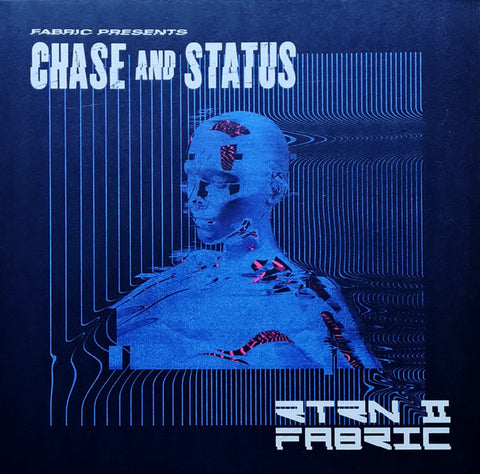 "Chase & Status ‎– Fabric Presents RTRN II Fabric : Fabric (2) ‎– FABRIC206LP Series: Fabric Presents – : 2 × Vinyl, 12"", Compilation"