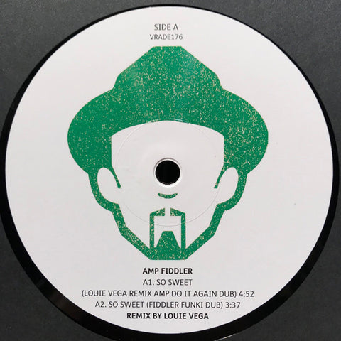 "Amp Fiddler / Professor* Featuring Ndu Shezi & Thebe ‎– So Sweet / Unobenga Label: Vega Records ‎– VRADE176 Format: Vinyl, 12"", 45 RPM, Limited Edition"