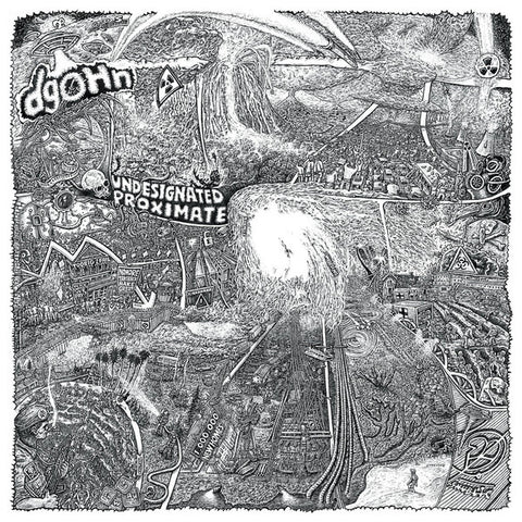 "dgoHn ‎– Undesignated Proximate : Love Love Records ‎– LOVLP04 : 3 × Vinyl, 12"", 33 ⅓ RPM, Album"
