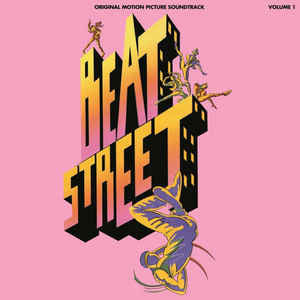 Various ‎– Beat Street (Original Motion Picture Soundtrack) - Volume 1 : Music On Vinyl ‎– MOVATM116 : Vinyl, LP, Compilation