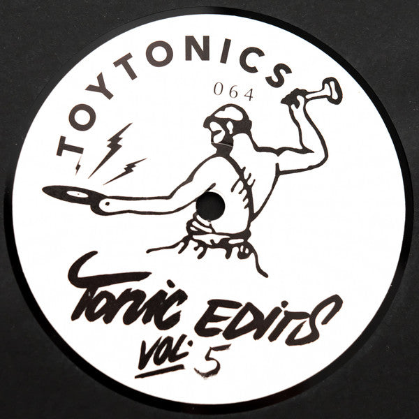 "COEO ‎– Tonic Edits Vol. 5 : Toy Tonics ‎– TOYT 064 Series: Tonic Edits – Vol.5 : Vinyl, 12"", 33 ⅓ RPM"