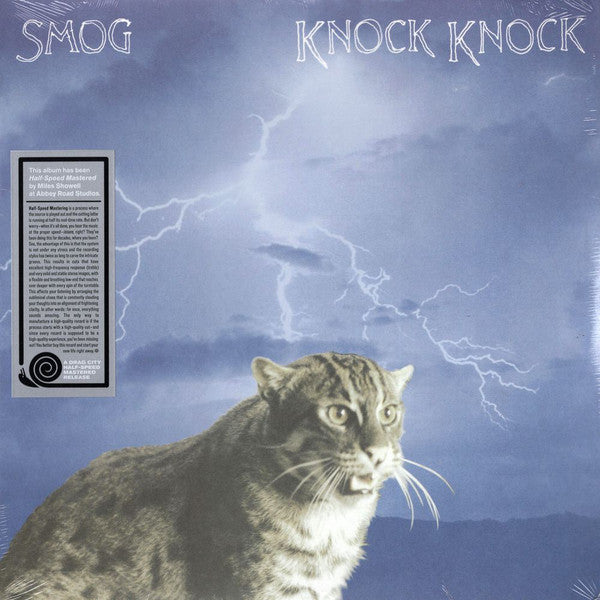 Smog ‎– Knock Knock : Drag City ‎– DC161 : Vinyl, LP, Album, Reissue