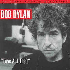 Bob Dylan - Love And Theft [2LP] (180 Gram 45RPM Audiophile Vinyl, limited/numbered to 3000) NO EXPORT TO JAPAN  821797248914 Mobile Fidelity Sound Lab MFSL 2-489