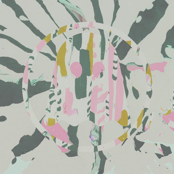 Various ‎– Ghostly Swim 3 : Ghostly International ‎– GI-353 Series: Ghostly Swim – 3 : 2 × Vinyl, LP, Compilation, Limited Edition, Marbled