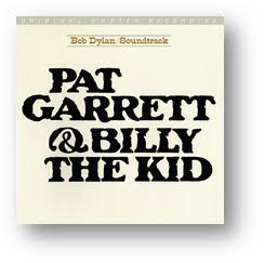 Bob Dylan - Pat Garrett & Billy The Kid (Soundtrack) [LP]  (180 Gram 33RPM Audiophile Vinyl, limited/numbered to 3000)