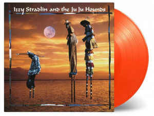 Izzy Stradlin And The Ju Ju Hounds ‎– Izzy Stradlin And The Ju Ju Hounds : Music On Vinyl ‎– MOVLP1386 : Vinyl, LP, Album, Numbered, Reissue, Orange