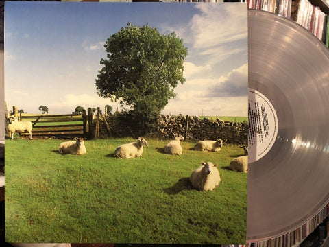 The KLF ‎– Chill Out : KLF Communications (2) ‎– JAMS LP5, KLF Communications (2) ‎– JAMSLP5 : Vinyl, LP, Album, Mixed, Unofficial Release, Clear
