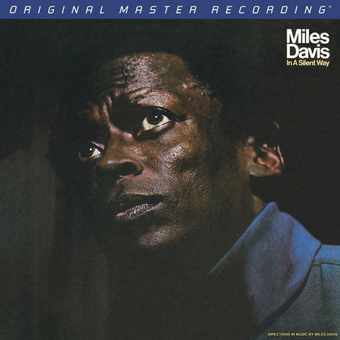 Miles Davis ‎– In A Silent Way : Mobile Fidelity Sound Lab ‎– MFSL 1-377 : Vinyl, LP, Album, Remastered, Reissue, Limited Edition, Numbered