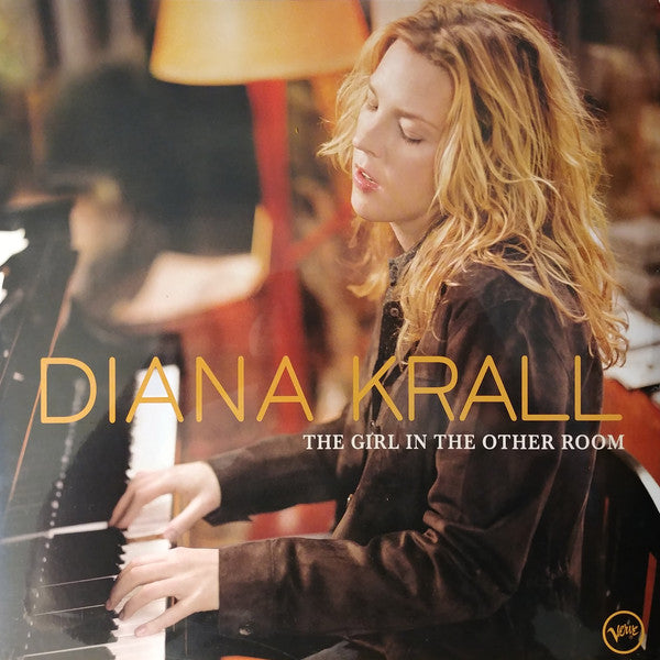 Diana Krall ‎– The Girl In The Other Room : Verve Records ‎– 602547376923 : 2 × Vinyl, LP, Album, Reissue