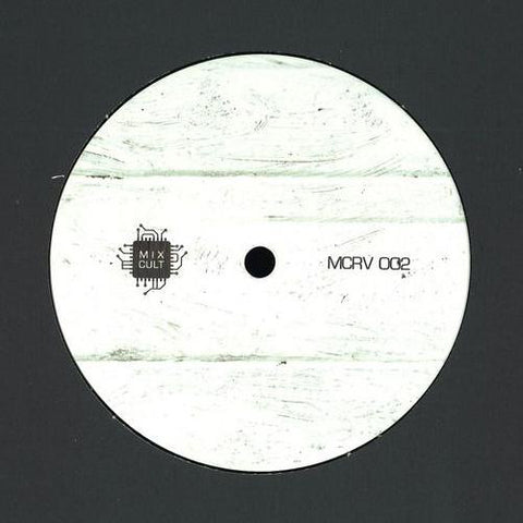 "David Hausdorf ‎– Deep & Slow : MixCult ‎– MCRV 002 : Vinyl, 12"", 33 ⅓ RPM, Limited Edition"