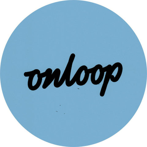 "Avon Blume ‎– Slowly Diving EP : On Loop ‎– On Loop 006 : Vinyl, 12"", EP"
